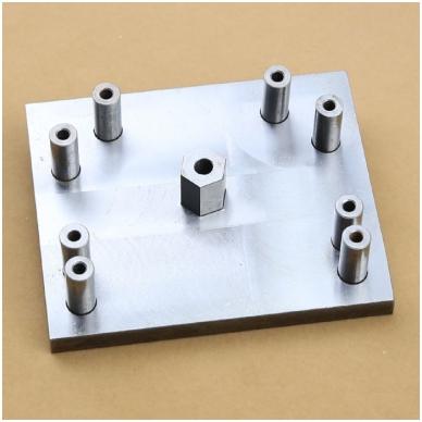 Xenon ir halogeninių linzių montavimo plokštė 3