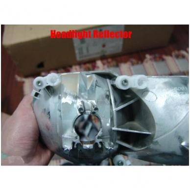 Xenon ir halogeninių linzių montavimo plokštė 5