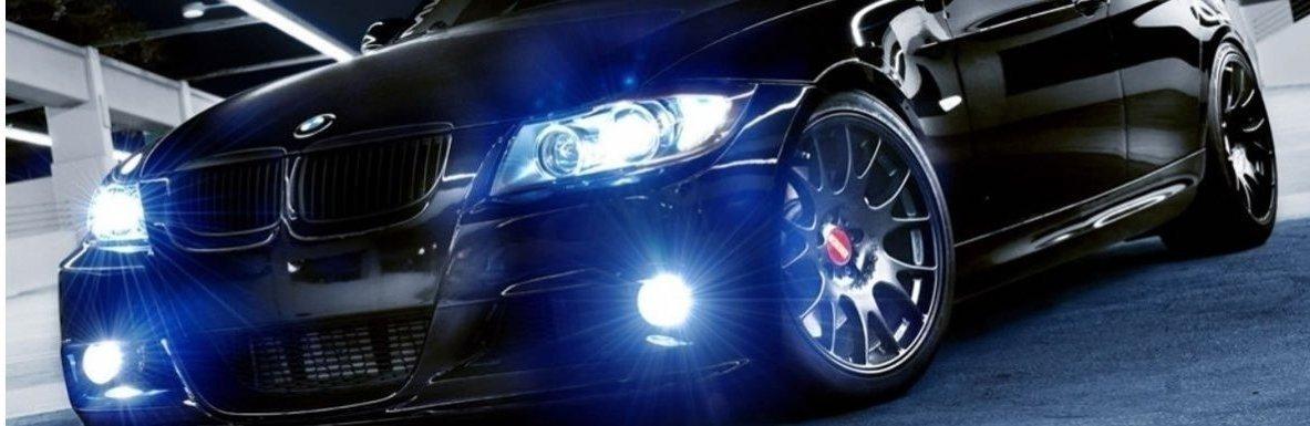 LED žibintų sistemos
