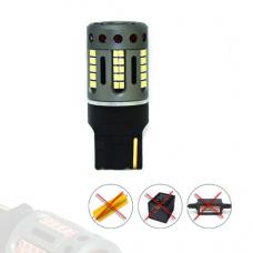 XLED 100% CAN-BUS W21W-7440 ZES LED lemputė į atbulinį ir DRL žibintą