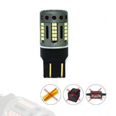 XLED 100% CAN-BUS W21/5W-7443 ZES LED lemputė į DRL žibintą