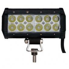 XLED 36W LED BAR žibintas apatinio tvirtinimo PLATUS 16cm