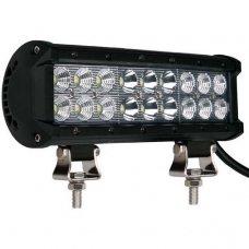 XLED 54W LED BAR žibintas apatinio tvirtinimo COMBO 23cm