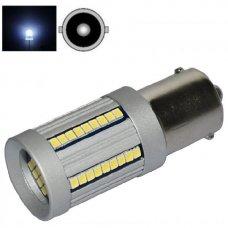 XLED CAN-BUS P21W-BA15S ZES LED lemputė į atbulinį ir DRL žibintą