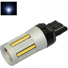 XLED CAN-BUS W21W-7440 ZES LED lemputė į atbulinį ir DRL žibintą