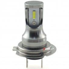 XLED H7 LED FOG ZES lemputė rūko ir DRL žibintams