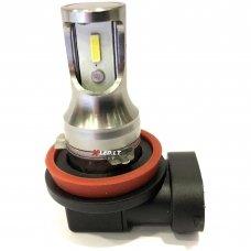 XLED H8 / H9 / H11 LED FOG ZES lemputė rūko ir DRL žibintams