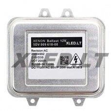 XLED Hella 5DV 009 610-00 / 5DV 009 610 - 00 / 5DV00961000 / 5DV009610-00 / 5DV009720 modelio xenon blokas