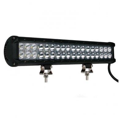 XLED 108W LED BAR žibintas apatinio tvirtinimo COMBO 44cm