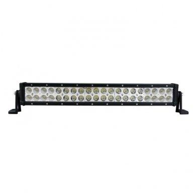 XLED 120W LED BAR žibintas šoninio tvirtinimo SIAURAS 56cm 4