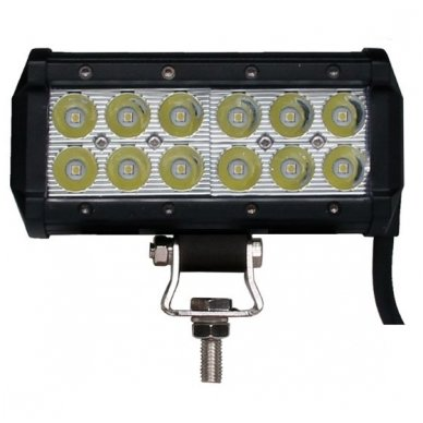 XLED 36W LED BAR žibintas apatinio tvirtinimo SIAURAS 16cm