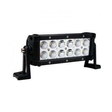 XLED 36W LED BAR žibintas šoninio tvirtinimo COMBO 21cm