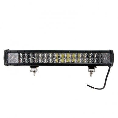 XLED 4D 126W OSRAM-CRD LED apatinio tvirtinimo žibintas SPOT 51cm 5