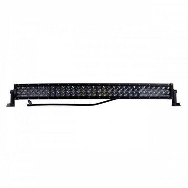 XLED 4D 180W lenktas OSRAM-CRD LED žibintas COMBO 82cm