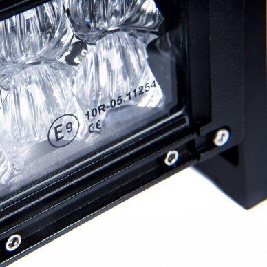 XLED 4D 180W lenktas OSRAM-CRD LED žibintas COMBO 82cm 16