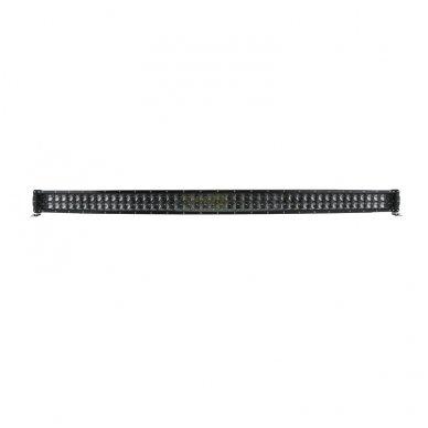 XLED 4D 288W lenktas OSRAM-CRD LED žibintas COMBO 126cm 2