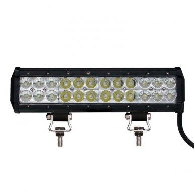XLED 72W LED BAR žibintas apatinio tvirtinimo COMBO 30cm 2