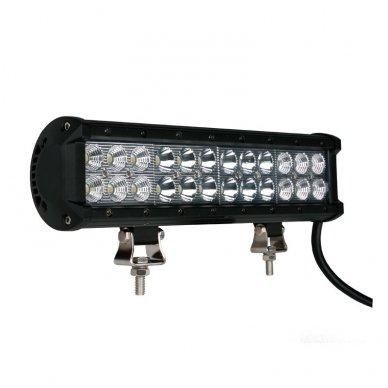 XLED 72W LED BAR žibintas apatinio tvirtinimo COMBO 30cm