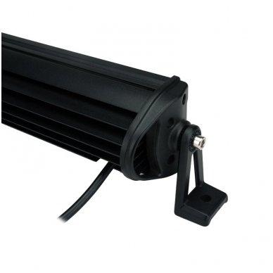 XLED 72W LED BAR žibintas šoninio tvirtinimo SIAURAS 36cm 10