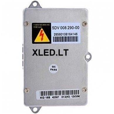 XLED HELLA 5DV 008 290-00 / 5DV008290-00 / 5DV008290 modelio xenon blokas