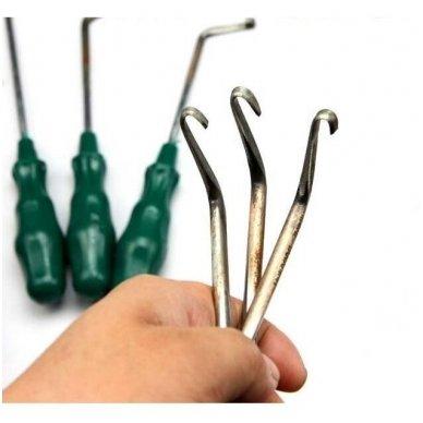 Žibintų remonto 7 įrankių komplektas